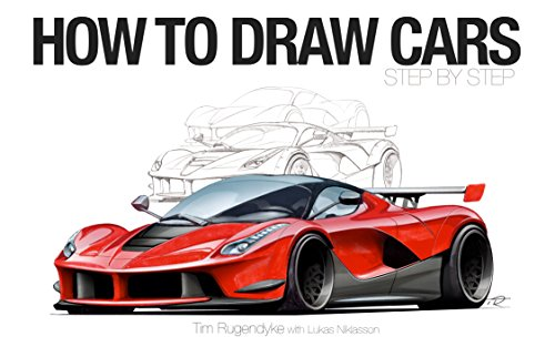 500x313 How To Draw Cars