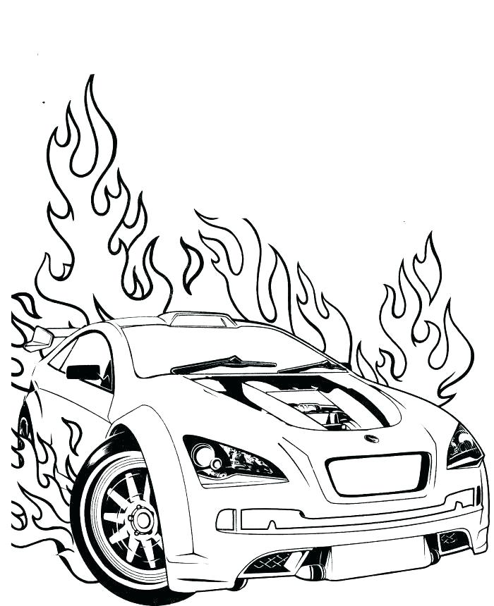 700x860 Coloring Pages For Race Cars