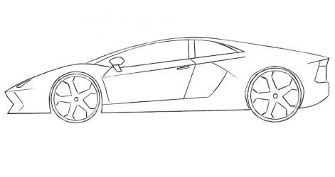 471x250 Cool Race To Draw Car Pictures Easy How A Really Sport Drawings