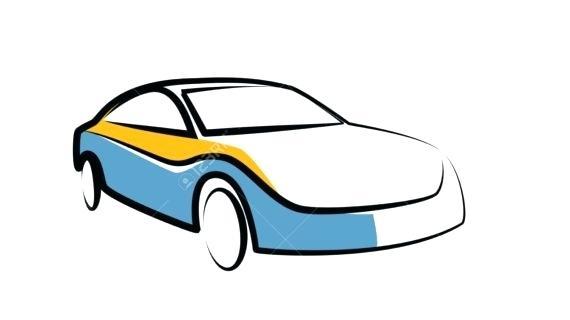 570x320 Draw A Simple Car