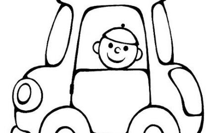 420x270 Cars Coloring Pages And How Do You Draw A Race Car