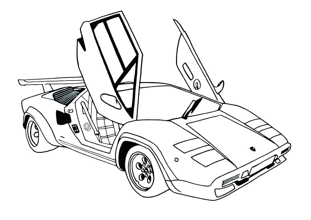 1024x724 Color Race Cars Coloring Race Car Coloring Pages Printable Cars