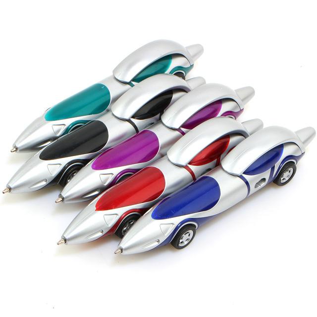 640x640 Funny Novelty Racing Car Design Ballpoint Pen Portable Ball Pens