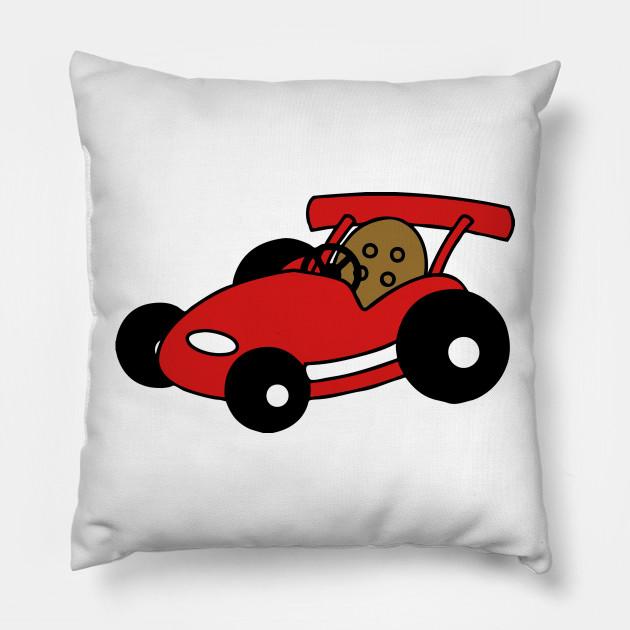 630x630 Go Kart Racing Car Drawing