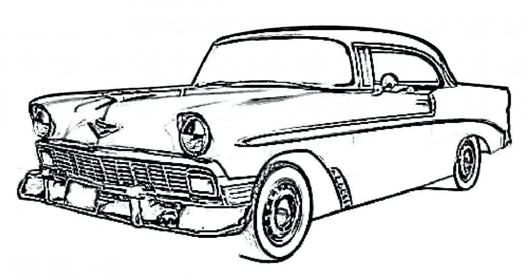 1043x543 Printable Vehicle Colouring Pages Car Coloring Pdf Cars Free Kids