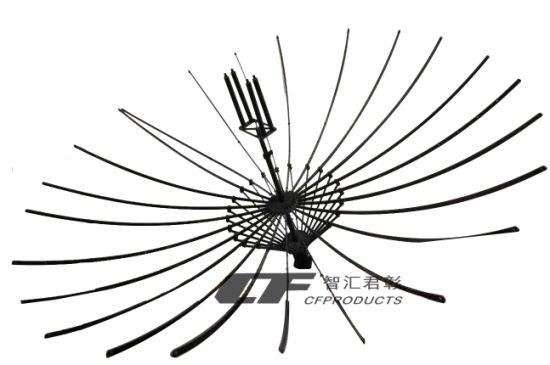 550x365 china carbon fiber domestic radar antenna framework carbon fiber