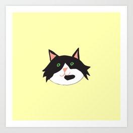 264x264 Ragdoll Cat Art Prints