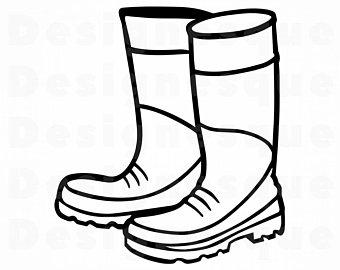 340x270 Rain Boots Cricut Etsy
