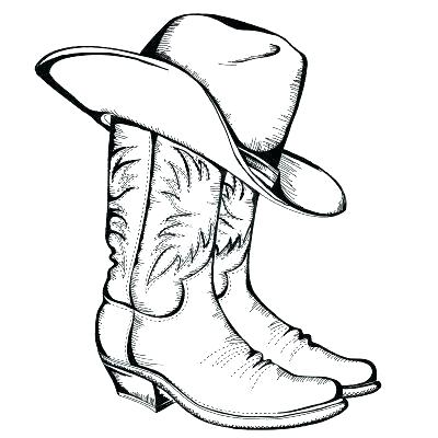 400x400 Printable Rain Boots Coloring Pages