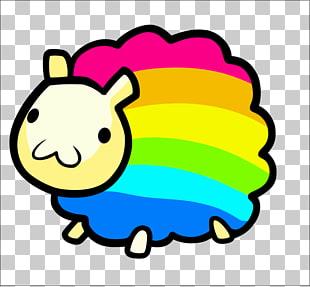 Rainbow Cartoon Drawing
