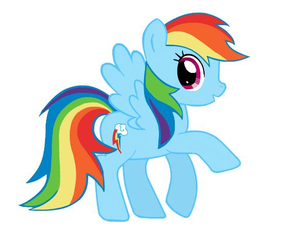 552x452 Rainbow Dash