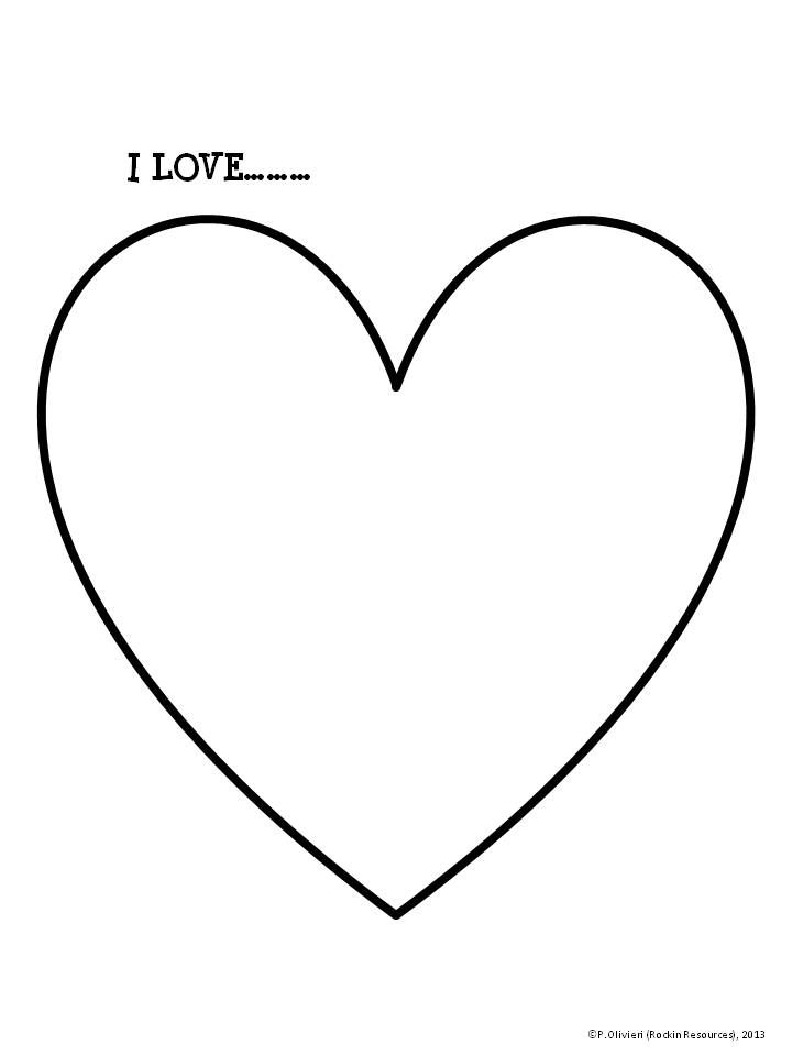 720x960 Projects To Try Heart Shapes Template