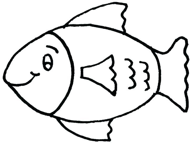 736x552 fish outline unique fish outline drawing luxury fish outline fish