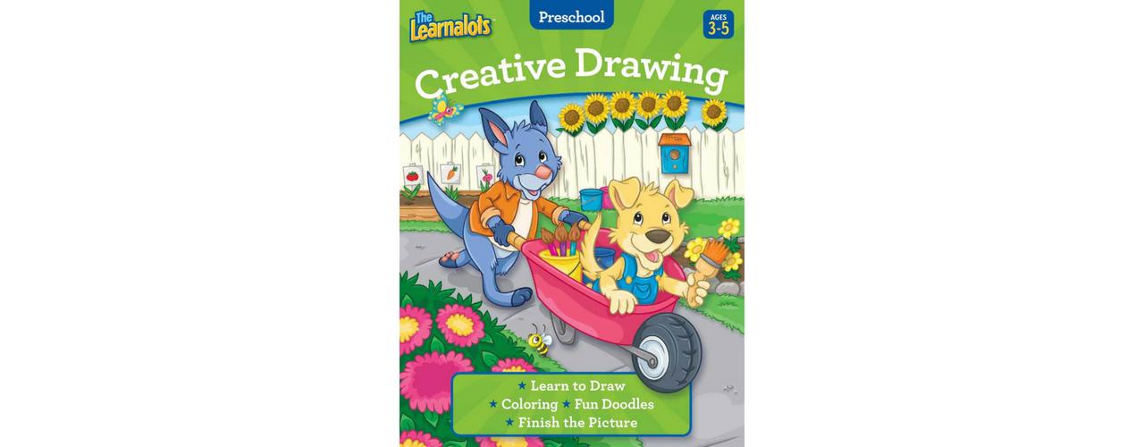 1280x500 learnalot workbook creative drawing rainstorm publishing