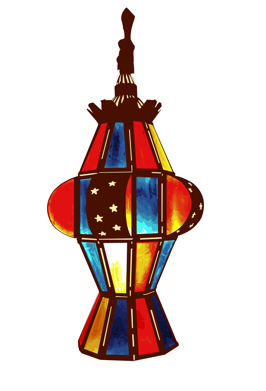 Ramadan Lantern Drawing