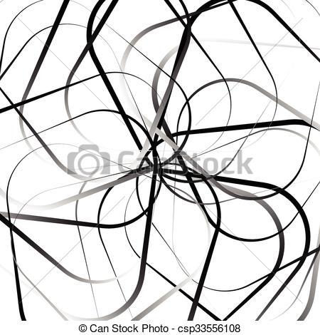 450x470 random, scattered shapes irregular pattern monochrome vector