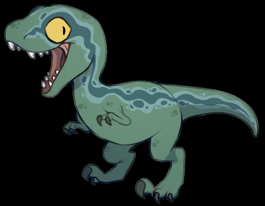 900x700 collection of free velociraptor drawing raptor dinosaur download