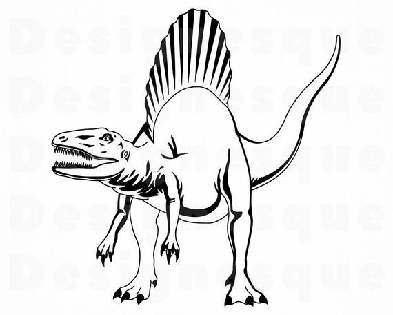 570x456 raptor dinosaur dinosaur clipart dinosaur for etsy