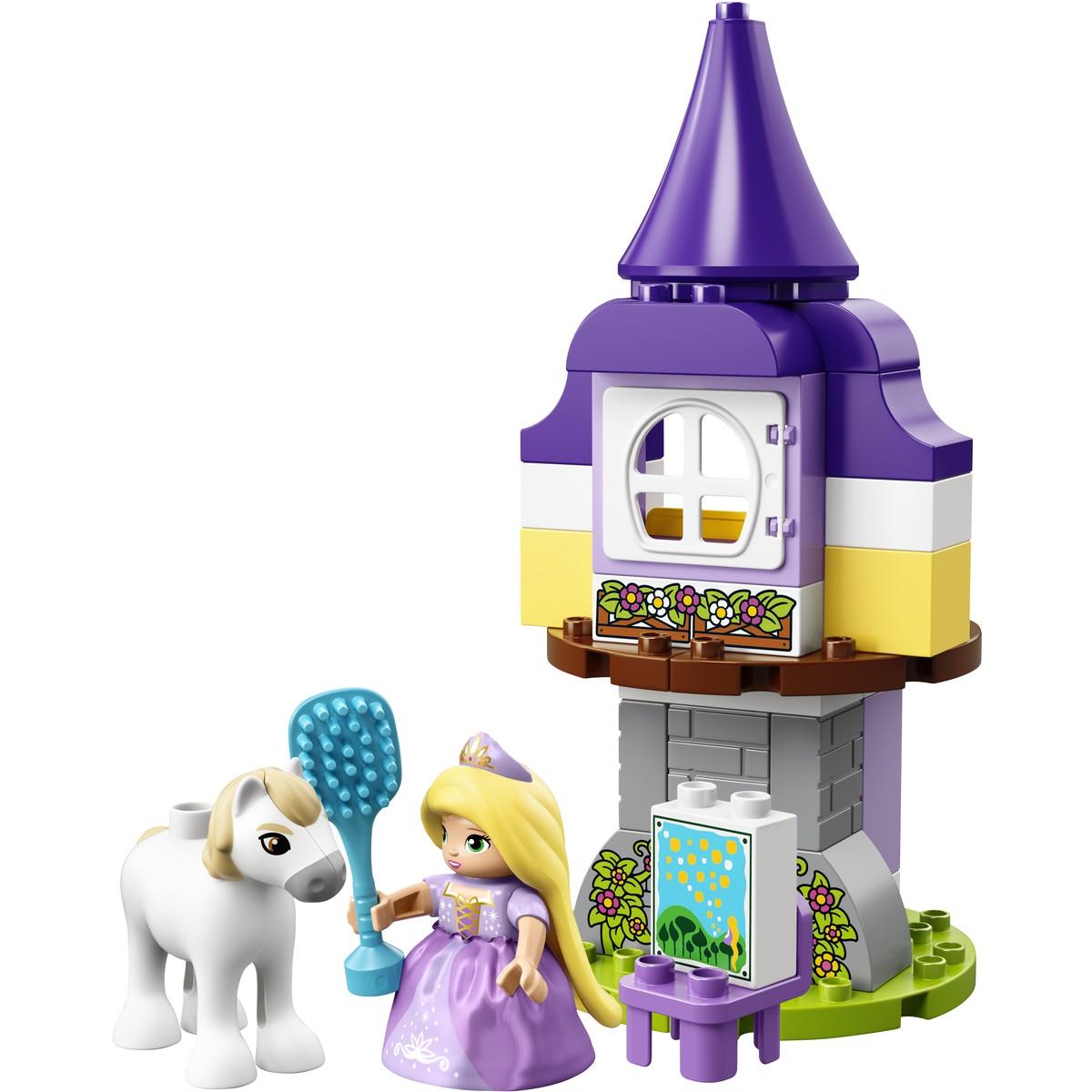 1200x1200 lego duplo rapunzel's tower