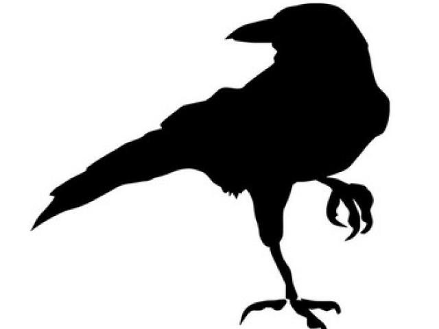 640x480 Free Raven Clipart, Download Free Clip Art