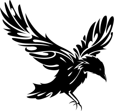 471x450 tattoo designs stuff raven tattoo, tattoo designs, raven logo