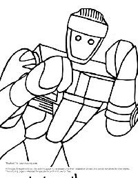 Real Steel Atom Drawing