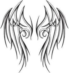 236x247 Best Wings Drawing Images Ideas For Drawing, Drawing