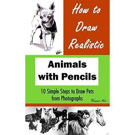 475x475 How To Draw Animals How To Draw Realistic Animals With Pencils