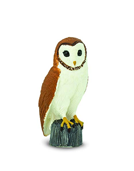 466x595 Safari Ltd Wings Of The World Barn Owl Toys Games