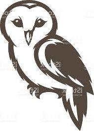 190x265 Barn Owl Clipart
