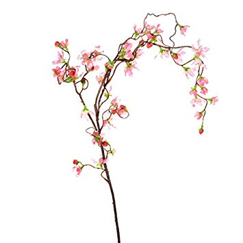 355x355 Floristrywarehouse Artificial Cherry Blossom Branch Weeping