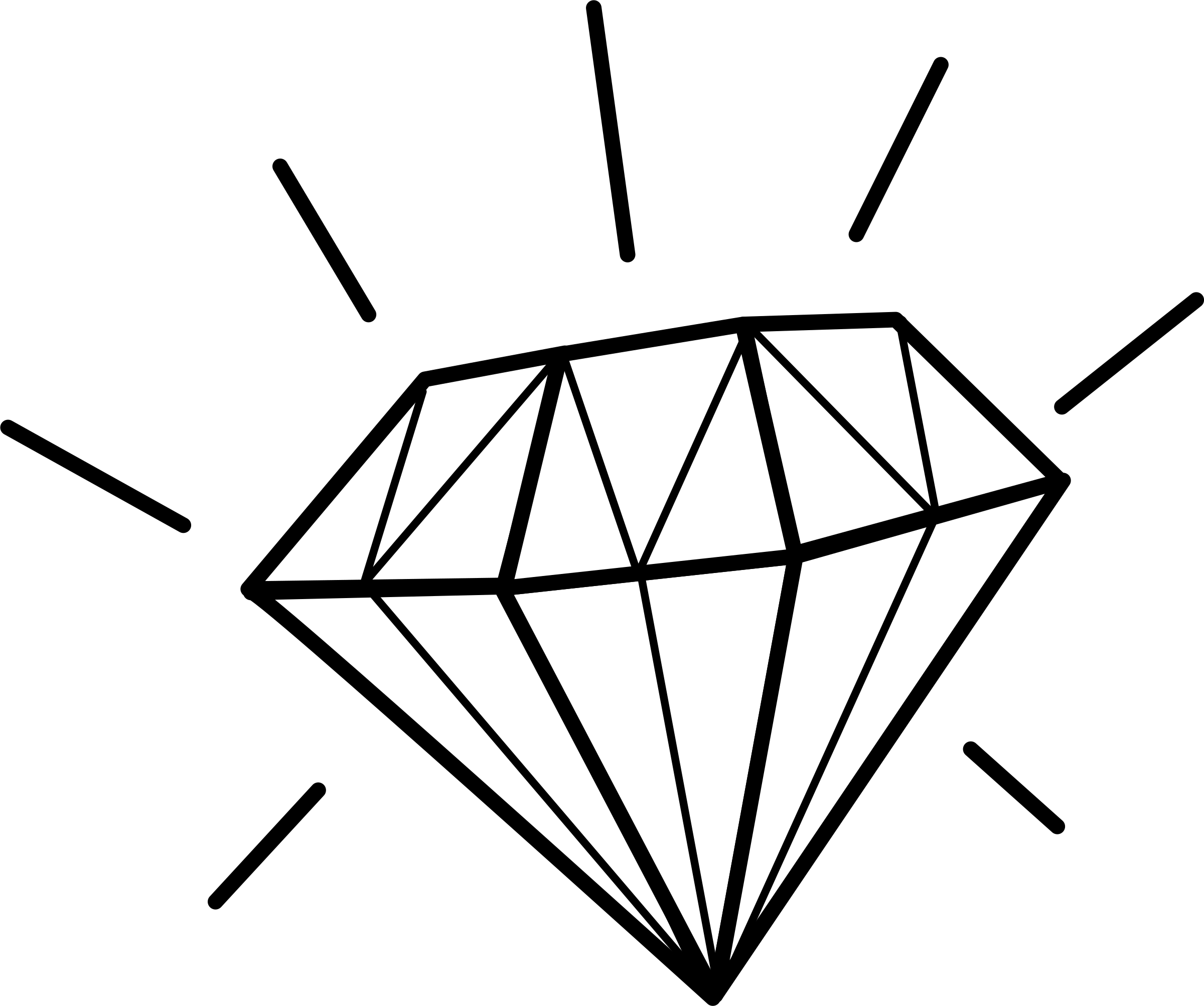 2400x2005 Collection Of Free Diamonds Drawing Realistic Download On Ui Ex