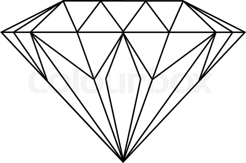 800x530 Diamond Drawing