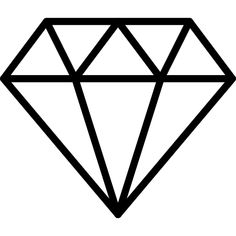 236x236 Simple Diamond Drawing