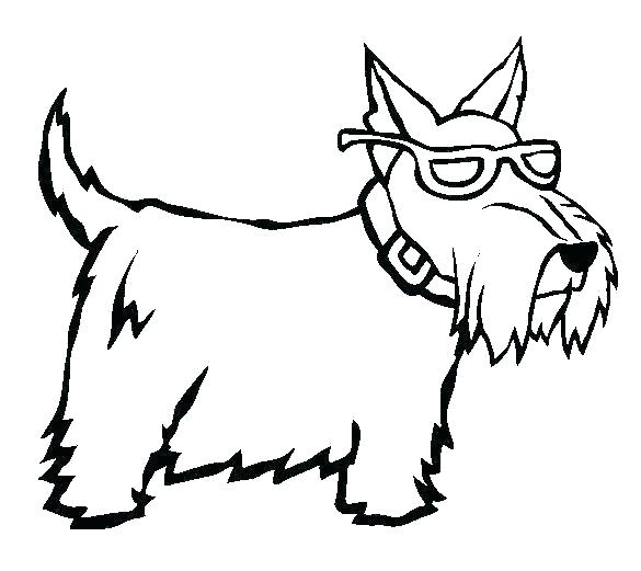 585x521 Real Dog Coloring Pages Coloring Realistic Dog Coloring Pages
