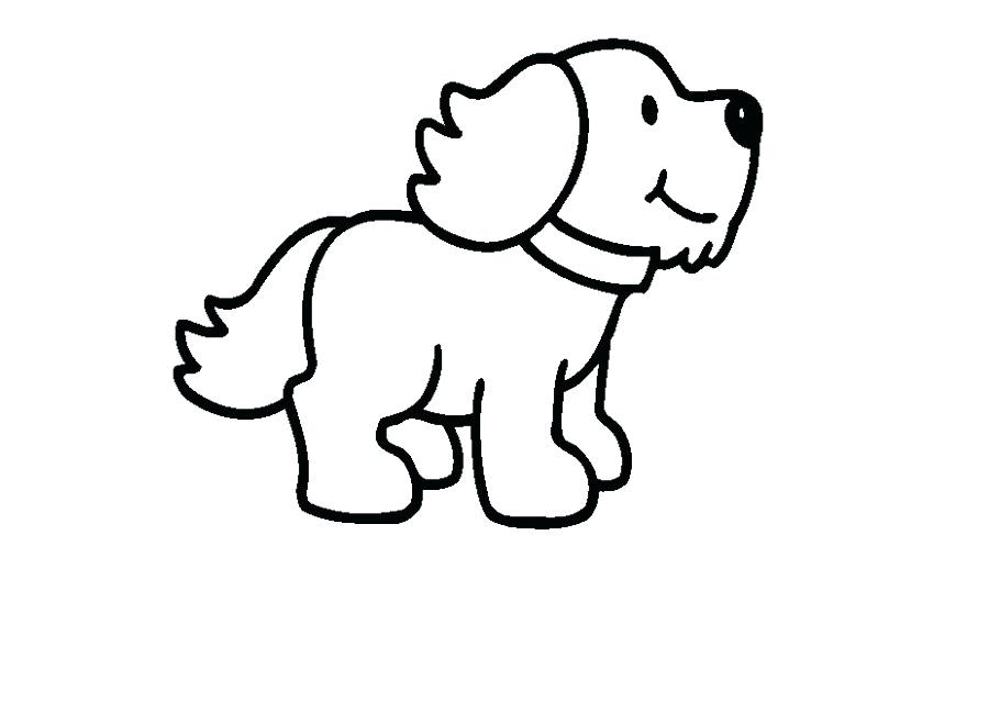 900x660 Drawing Of Puppies Hatching And Cross Hatching When Drawing