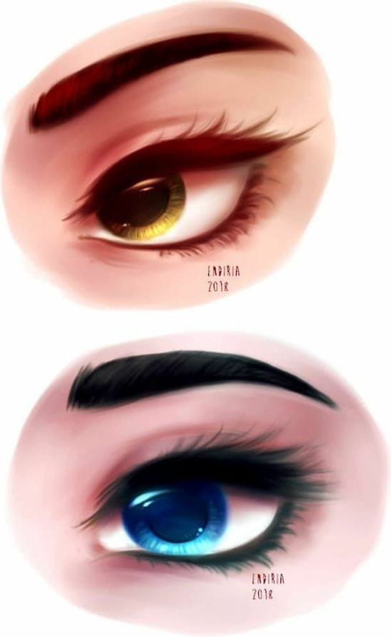 550x895 Awesome Eye Drawing Images ! How To Draw A Realistic Eye
