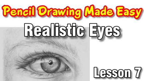 500x281 Pencil Drawing Made Easy Learn Pencil Drawing The Easy Way