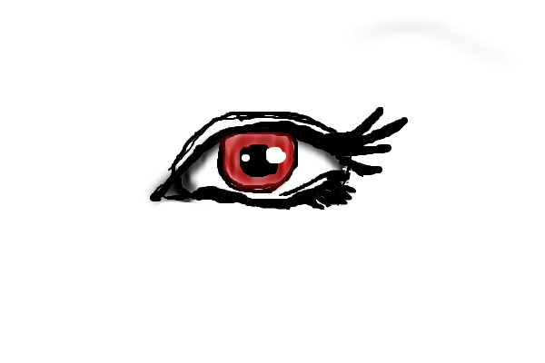 600x400 Realistic Eye A Other Speedpaint Drawing