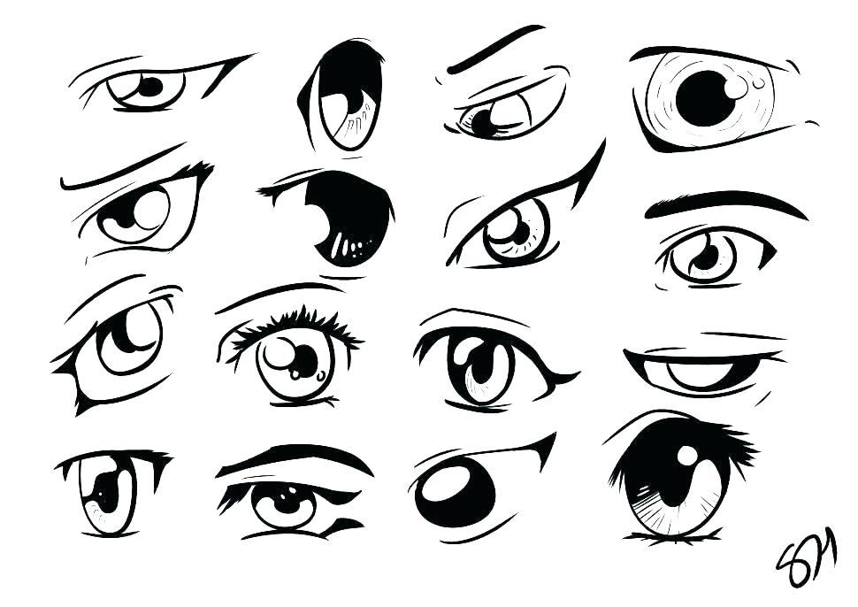 970x686 eyeball coloring pages new how to draw a realistic eyeball draw