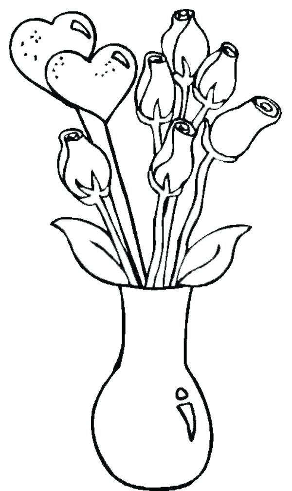 600x1008 Beautiful Easy Flowers To Draw Flower Drawings Easy Beautiful