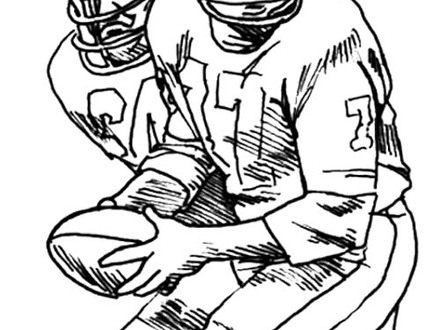 440x330 football players coloring pages, free football players coloring