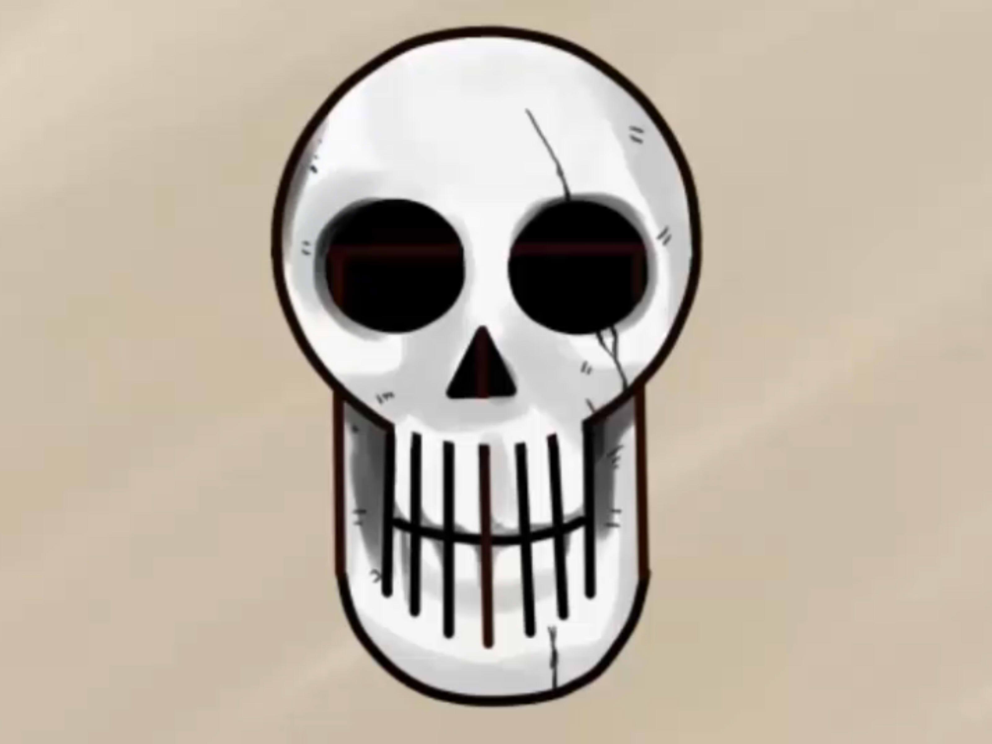 3200x2400 Ways To Draw A Skull