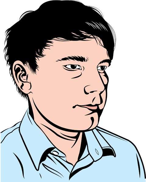 479x600 Artist Sundar Illustrations Realistic Drawing