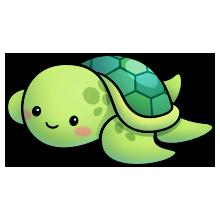 220x220 Sea Turtle