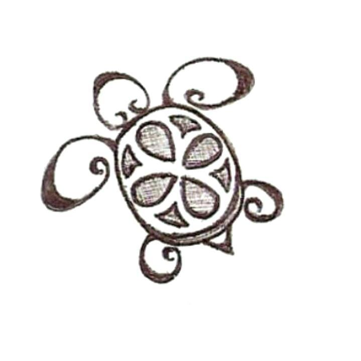 719x720 Turtle Outline Tattoo Tribal Sea Turtle Tattoo Gallery Google