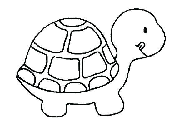 576x381 Turtle Drawing Sea Turtle Turtle Drawing Cartoon Zupa