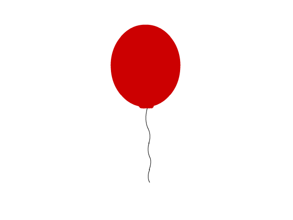 602x452 Red Balloon