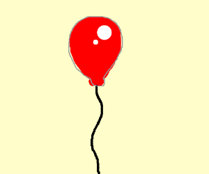 300x250 Red Balloon