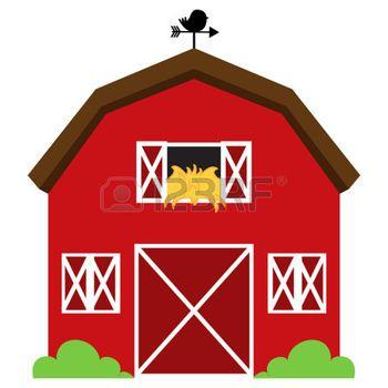 350x350 stock vector ideas farm birthday, barn cake, barn pictures